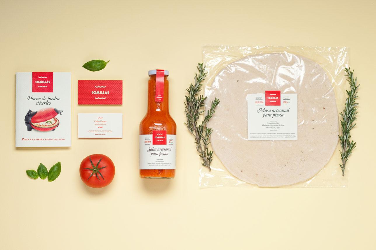 Comillas-Branding-Food
