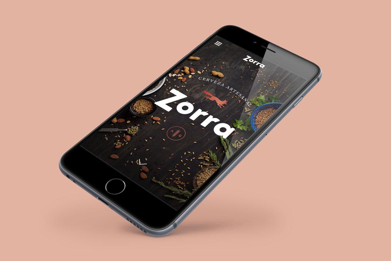 Zorra-sitio