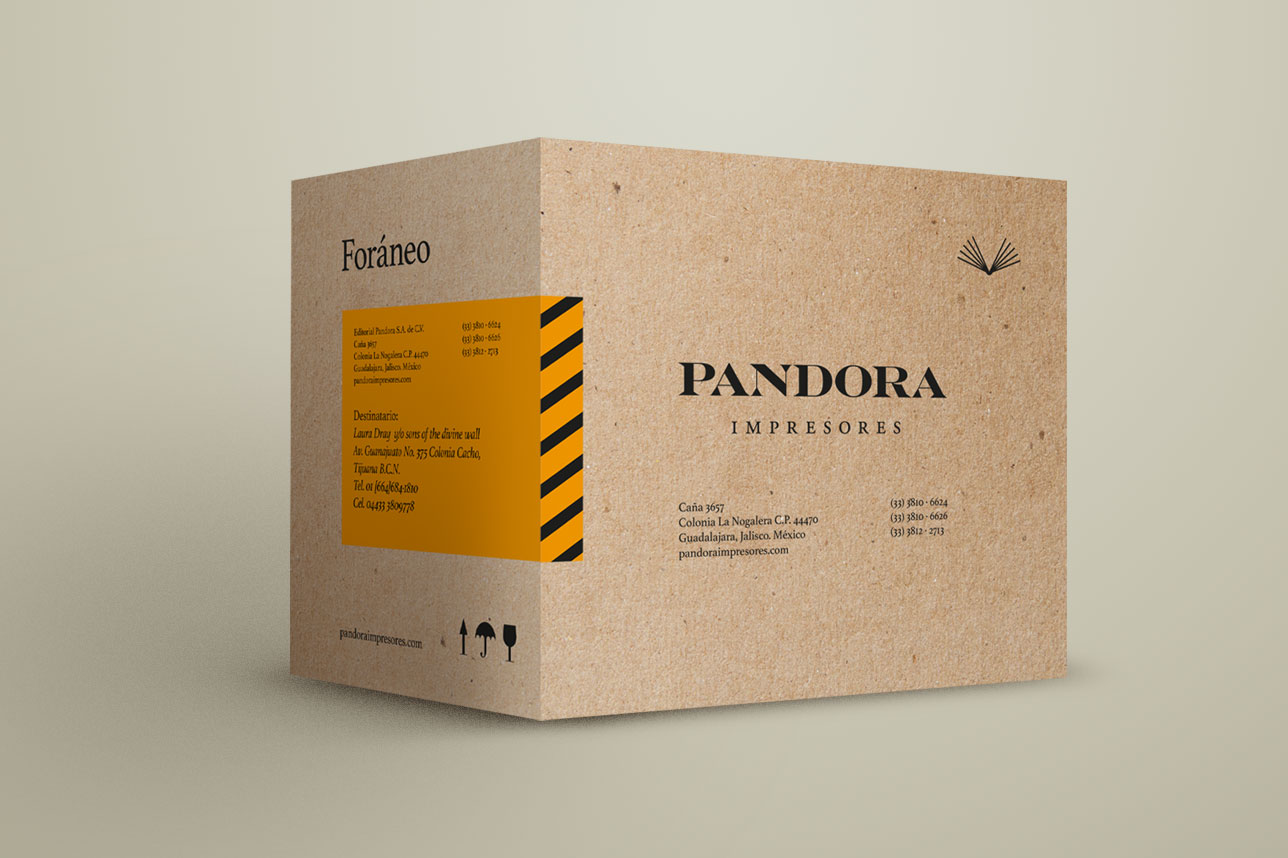 Pandora-Branding-Box