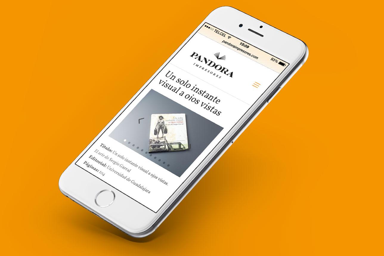 Pandora-Branding-Web