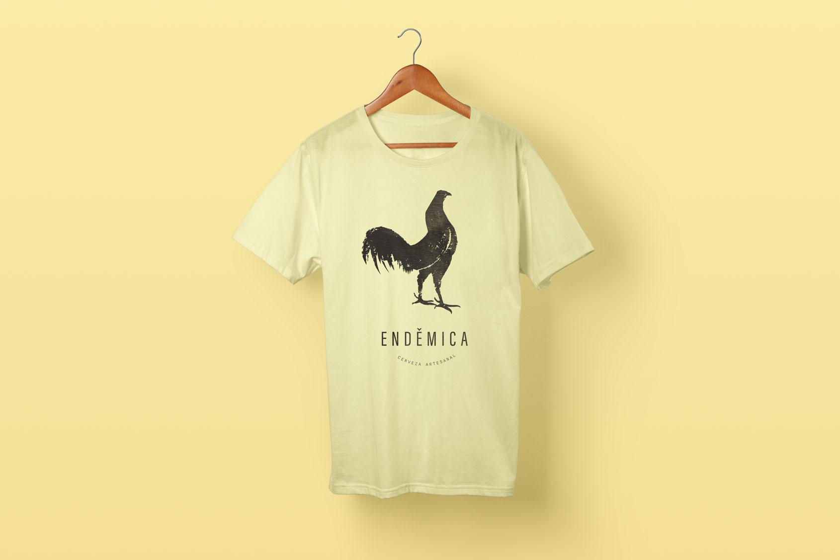 ENDEMICA-Shirt